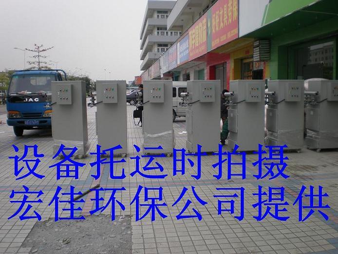 HJ-0003脉冲滤筒式除尘器批量出货图