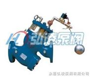 水力控制阀价格:YQ98005过滤活塞式电动浮球阀
