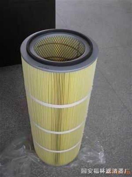 防油防水除尘滤筒