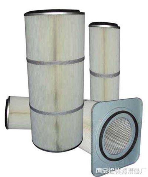 燃气轮机空气滤筒