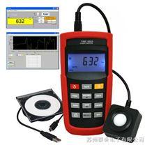 數位式照度計 TASI-632A(USB通訊接口) 數位式照度計 TASI-632A(USB通訊接口
