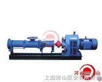 螺杆泵单偏心螺杆泵