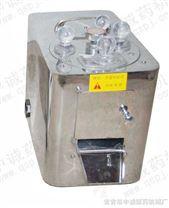 小型電動切片機械