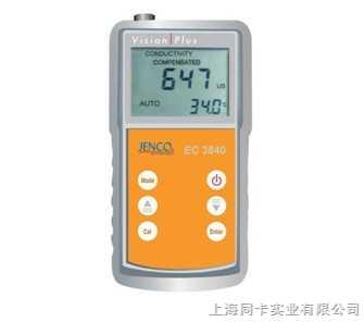 便携式电导率EC3840