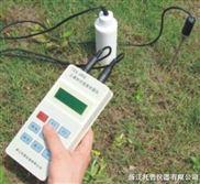 GPS定时定位土壤水分测定仪