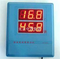 大屏幕溫濕度顯示儀