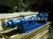 G型螺杆化工泵 耐腐蚀螺杆化工泵 螺杆泵