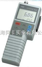 便携式PH/ORP/电导率/盐度多功能测试仪6350