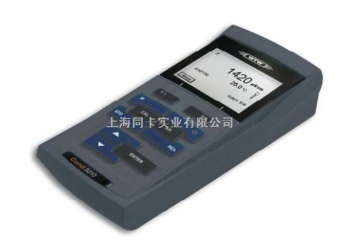 手持式电导率仪Cond3210