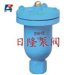 QB1-10螺紋單口排氣閥