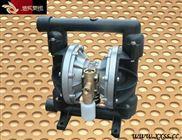 QBY-气动不锈钢隔膜泵,不锈钢隔膜泵