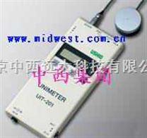 紫外線輻射照度計/ 紫外強度計 型號:CN10/UIT201