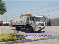 东风天锦DFL1120B随车起重运输车,随车吊价格, 随车吊图片