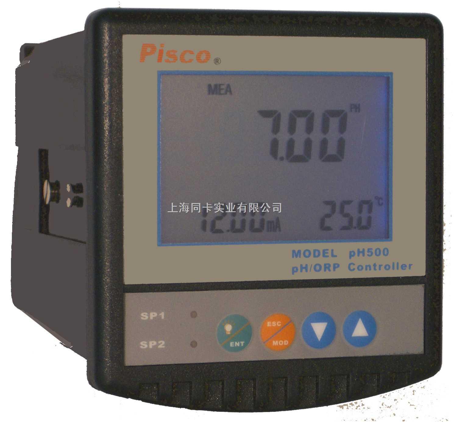 PISCO  PH/ORP控制器PH500