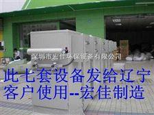 HJ系列工業除塵器出貨現場