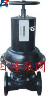 EG6B41J-6氣動襯膠隔膜閥 (常閉式)