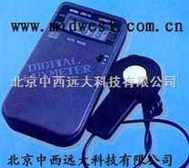 紫外照度計/紫外輻照計/紫外光強計/紫外輻射計/紫外光強度計 型號:CN61M/ZDZI