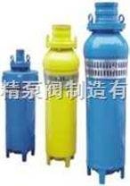 QS型充水湿潜水电泵