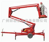 高14米曲臂式高空作业平台