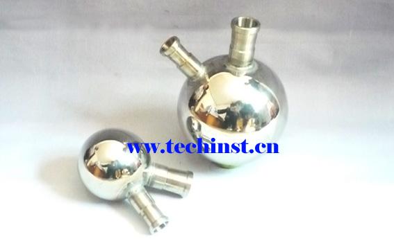 不锈钢(金属)蒸馏瓶