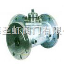工良高压气动球阀-上海工良阀门喷煤粉专用球阀