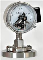 上海压力表厂 YXCG隔离式磁助电接点压力表