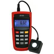 台湾特安斯高精度照度计 高精度测光仪 数位式照度计 TASI-632