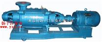 多级泵生产厂家:D型卧式多级泵