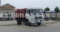 江特牌JDF5120ZYSDFL型压缩式垃圾车(东风天锦)