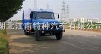 江特牌JDF5100ZYSK型压缩式垃圾车(东风140)