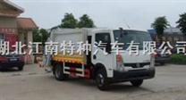 江特牌JDF5080ZYSZN型压缩式垃圾车(东风日产)