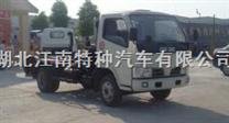 江特牌JDF5051ZXX型车厢可卸式垃圾车(东风金霸)