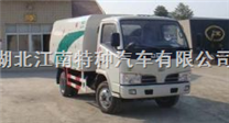 江特牌JDF5051ZLJ型密封式垃圾车(东风金霸)