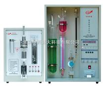 碳硫聯測分析儀