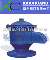 溫州凱創GKPQ242X係列複合式雙口排氣閥