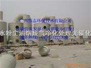 废气FRP/PP/PVC酸雾净化塔