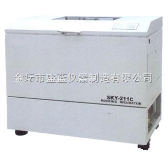 加高式大容量全温恒温培养振荡器SKY-211C