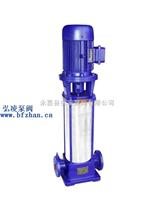 多级泵型号:GDL型立式多级管道泵