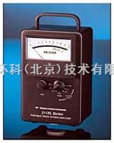 便攜式氧分析儀