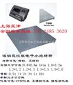 SCS-2吨电子地磅(宁夏地磅秤)SCS小地磅基坑图