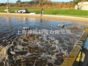 河道公園湖泊水處理曝氣機