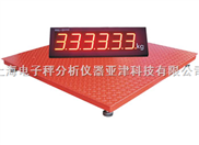 上海地上衡,防爆电子汽车衡,电子磅
