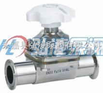 隔膜阀厂家:卫生隔膜阀|卫生级不锈钢隔膜阀