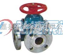 隔膜閥廠家:三通隔膜閥 不鏽鋼三通隔膜閥 不鏽鋼隔膜閥