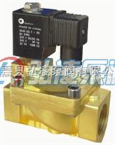 电磁阀厂家:SLP铜系列<常闭型>二位二通先导式电磁阀