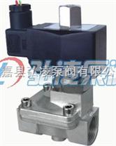 电磁阀厂家:SLP不锈钢系列<常开型>二位二通先导式电磁阀
