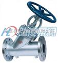 保温阀厂家:BJ45H/W保温夹套直流式截止阀
