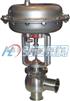 鍛鋼閥|不鏽鋼閥門型號:ZTRS(ZRS-10K)衛生型氣動不鏽鋼調節閥