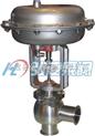锻钢阀|不锈钢阀门型号:ZTRS(ZRS-10K)卫生型气动不锈钢调节阀