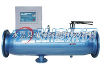 过滤器型号:JCG型全自动反冲洗排污过滤器